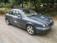 2001 Y JAGUAR X-TYPE 2.5 V6 4D AUTO 195 BHP