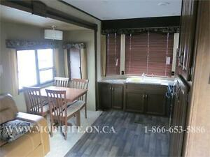 **FRONT KITCHEN! **SLEEPS 7! **FAMILY PARK MODEL FOR SALE! Kitchener / Waterloo Kitchener Area image 5