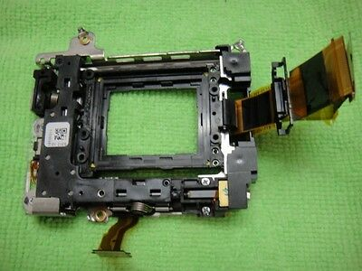 genuine sony a390 steadyshot slider unit repair parts