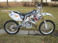 Beautiful cr 125 for sale
