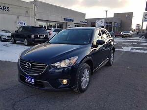 2016 Mazda CX-5 GS MAZDA'S CERTIFIED PRE-OWNED PROGRAM