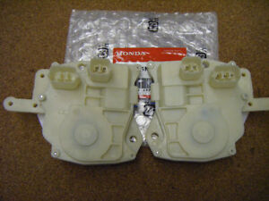 2 Door Lock Actuator Front left AND Right Fit For Honda Odyssey