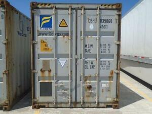 NEW AND USED SHIPPING CONTAINERS FOR SALE!
