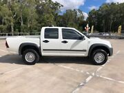 2007 Holden Rodeo RA MY06 Upgrade LX (4x4) White 5 Speed Manual Crew Cab Pickup Morayfield Caboolture Area Preview