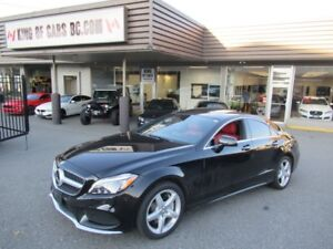 2015 Mercedes-Benz CLS550 CLS550 4MATIC - DESIGNO SEATS