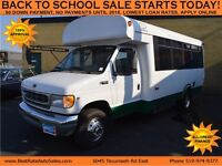 2001 Ford Econoline E450 Bus with Power