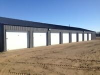 One Stop Storage Industrial Space Trailer Equipment Stockpile