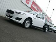 2016 Ford Falcon FG X Super Cab White 6 Speed Sports Automatic Cab Chassis Avoca Bundaberg City Preview