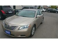 2007 Toyota CAMRY HYBRID EXCELLENT COND//ALL POWER OPT//LOW KM//