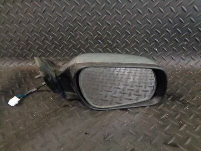 2004 MAZDA 6 2.0D TS2 5DR DRIVER SIDE ELECTRIC WING MIRROR SILVER