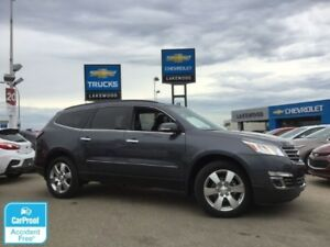 2013 Chevrolet Traverse LTZ (7 Passenger, Nav, Remote Start)