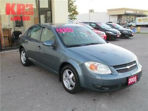 2005 CHEVROLET COBALT LS ! WONT LAST LONG AT $2950 !