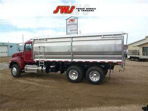 20' Aluminum Grain Box Edmonton Edmonton Area image 5