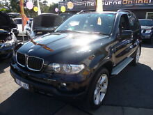 2005 BMW X5 E53 MY05 Steptronic Black 5 Speed Sports Automatic Wagon Dandenong Greater Dandenong Preview