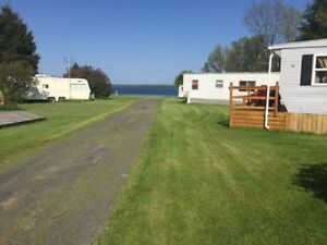 Mobile Home lake front West Chazy, New York