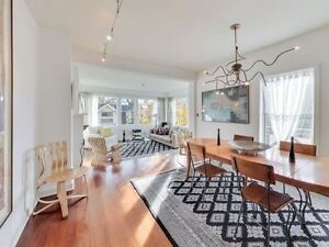 Gorgeous 2 Storey 2 Bed 2 Bath with 2 Patios - Great Location