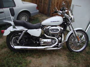 Harley 1200 like new trade for tractor, equipment, truck or ?