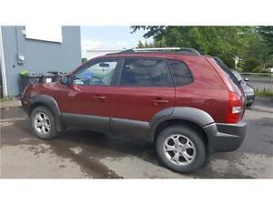 2009 Hyundai Tucson Limitée AWD FINANCEMENT AUCUN CAS REFUSÉ!!