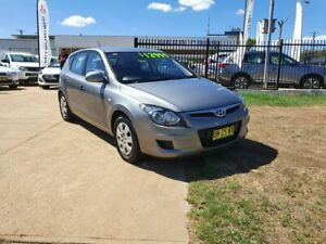 2011 Hyundai i30 SX Grey Automatic Hatchback Young Young Area Preview