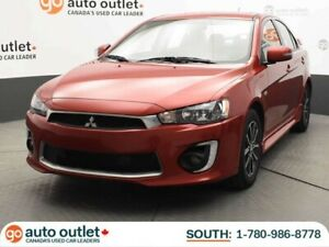 2017 Mitsubishi Lancer SE, Heated Seats, Sunroof, Paddle Shifter