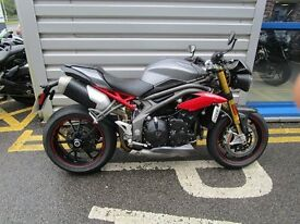 Triumph Speed Triple 1050R