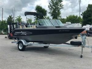 2017 Princecraft 172 sport **115 Forces**