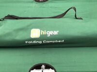 Hi Gear Fold-away Camp Beds