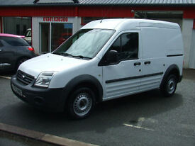2012 Ford Transit Connect 1.8TDCi T230 LWB High Top Roof Diesel Van ,,,,,1 Owner