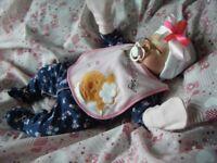 """Reborn doll """"Isabella"""""""
