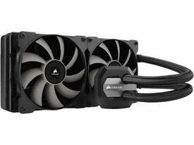 NEW H110i GTX Extreme Performance Liquid CPU Cooler