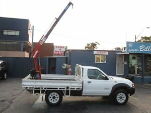 2006 Nissan Navara D22 DX (4x4) White 5 Speed Manual 4x4 Cab Chassis Condell Park Bankstown Area Preview
