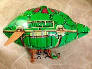 TMNT Ninja Turtle Blimp in Excellent Condition