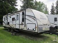 2015 Jayco Whitehawk 28DSBH Travel Trailer