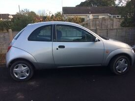 FORD KA2 SPECIAL LIMITED EDITION