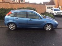 FORD FOCUS 1.6 LX, ONLY DONE 90,000 MILES, GREAT CAR ONLY £800