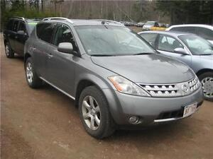 2007 Nissan Murano SE FREE WINTER TIRES!!!