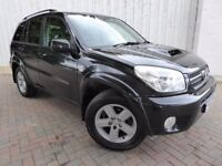 Toyota Rav 4 2.0 D-4D XT4 ....Excellent Value Toyota All Wheel Drive, with Fab Service History