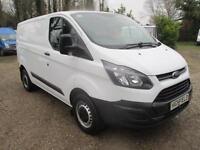 2014 Ford Transit Custom 2.2TDCi 100PS 290 60,000 MILES GUARANTEED NO VAT