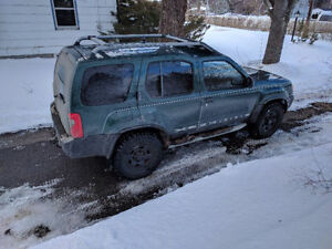 2000 Nissan Xterra SUV, Sale or trade