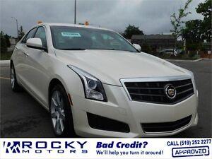 Cadillac ATS - BAD CREDIT APPROVALS