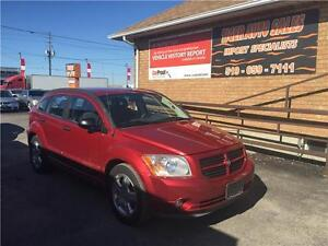 2007 Dodge Caliber SXT***ONLY 136 KMS****AUTOMATIC***