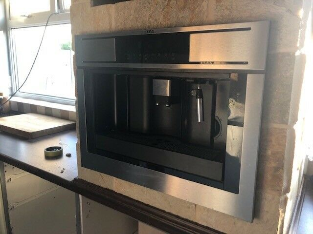 Aeg Integrated Coffee Machine In Chester Le Street County Durham Gumtree