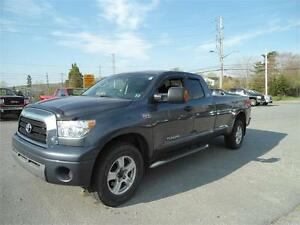 8 FT BOX !2007 Toyota Tundra SR5- crew cab ! NEW MVI ! TIRES