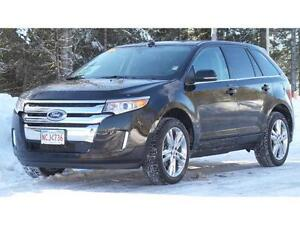 2014 Ford Edge Limited (AWD, Leather, Navigation)