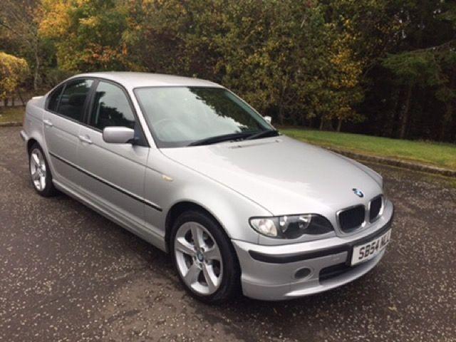 2004 54 BMW 3 SERIES 1.8 316I SE 4D 114 BHP