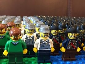 LEGO Mininfigures - ideal stocking fillers - Various quantities available from 50p each