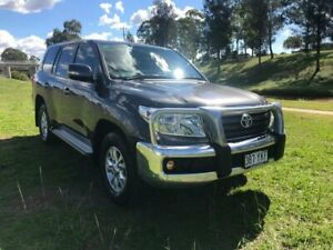 2014 Toyota Landcruiser VDJ200R MY13 GXL Graphite 6 Speed Sports Automatic Wagon Oakey Toowoomba Surrounds Preview