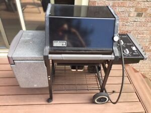 Used Weber BBQ as is