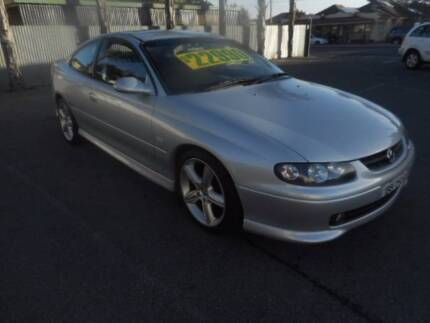 2002 HOLDEN MONARO CV8  1 OWNER Glengowrie Marion Area Preview