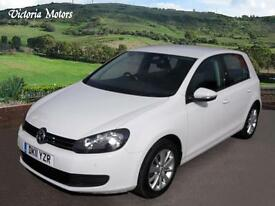 2011 VOLKSWAGEN GOLF 1.6 TDi 105 Match